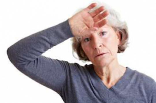 Ménopause : perdre du poids pour réduire les bouffées de chaleur