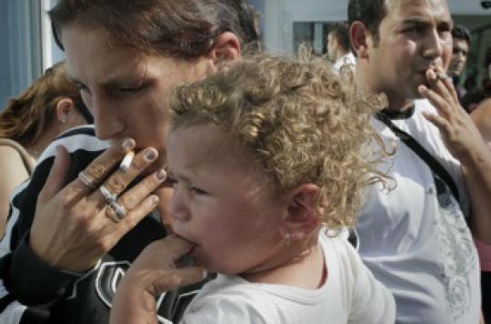 Le tabagisme passif vieillit de 3 ans les artères des enfants