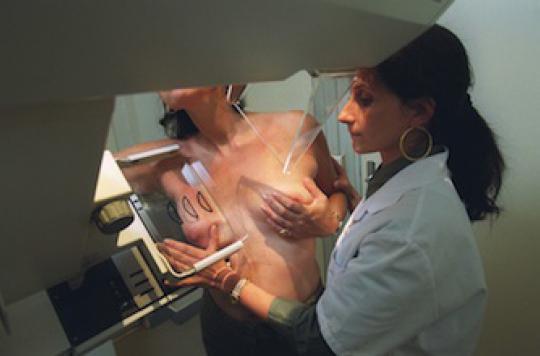 2,5 millions de femmes ont participé au dépistage du cancer du sein