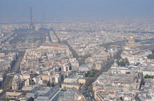 Pollution : alerte aux particules fines sur Paris