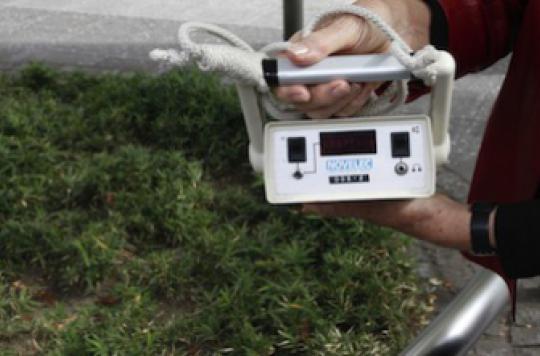Du gaz radioactif détecté dans la maison d'une nourrice