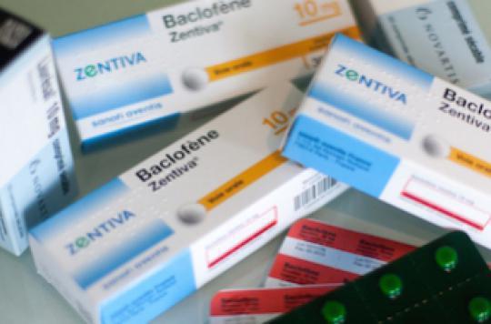 Baclofène : les médecins boudent le dispositif de l'ANSM