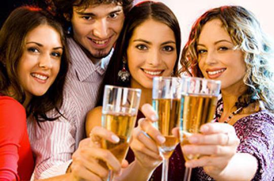Les filles de plus en plus adeptes du binge drinking