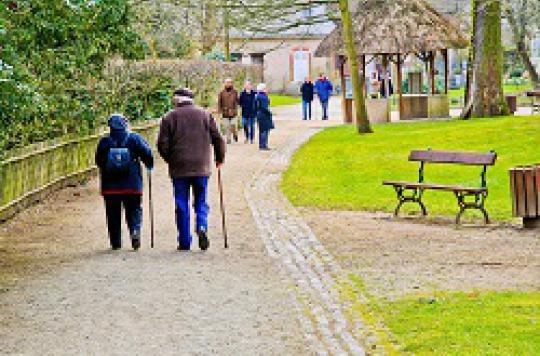 10 ans d'espérance de vie gagnés en 40 ans