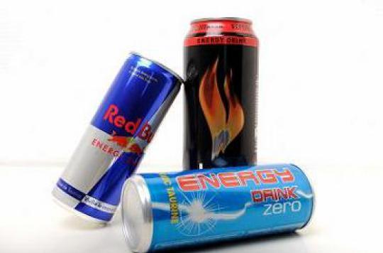 La taxe sur les boissons énergisantes fait son retour