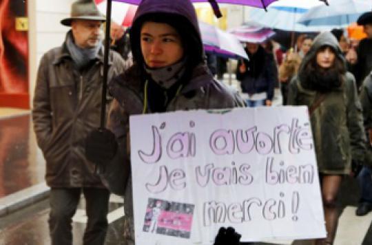 IVG : le Planning familial fait campagne contre la culpabilité