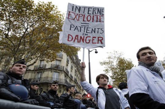Les Français désapprouvent la grève des médecins
