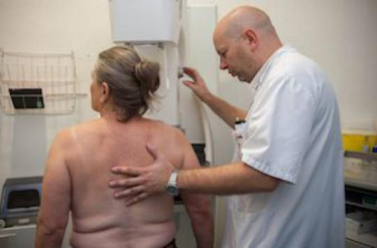 Cancer du sein : le dépistage organisé inutile après 70 ans