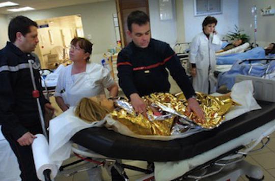 Intoxication alimentaire : une personne encore hospitalisée dans le Doubs