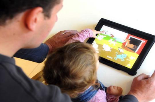 Tablettes  pour enfants: des précautions à l\'emploi