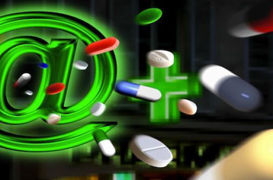 11 e-pharmacies illégales épinglées par l'Ordre des pharmaciens