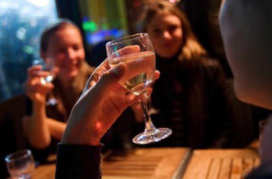 Binge drinking : un test pour identifier les ados à risque