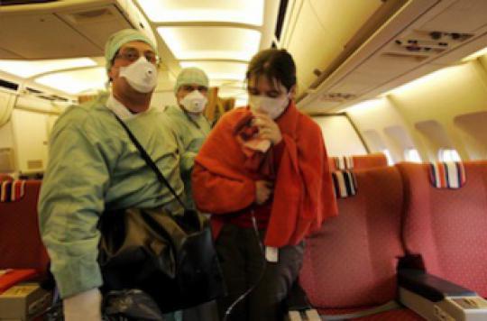 Ebola : le personnel d'Air France a-t-il raison d'avoir peur ?