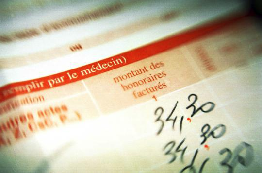 Dépassements d'honoraires : 554 médecins dans le viseur de la Sécu