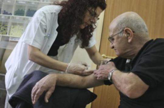 Grippe : vacciner vite sauverait des milliers de vies