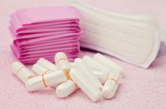 Protections féminines : des traces de composés toxiques mises en évidence