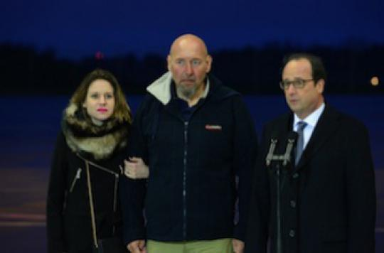 Serge Lazarevic : comment se reconstruit un ex-otage