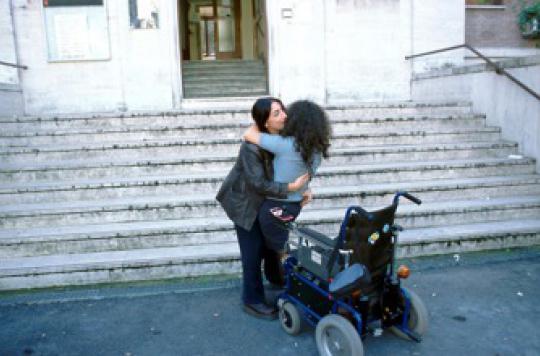 Accessibilité aux handicapés : les cabinets médicaux montrés du doigt