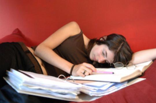 Comment  notre sommeil nous aide à mémoriser