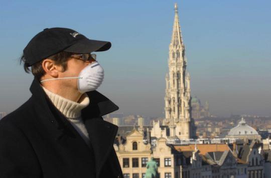 La pollution réduit notre espérance de vie