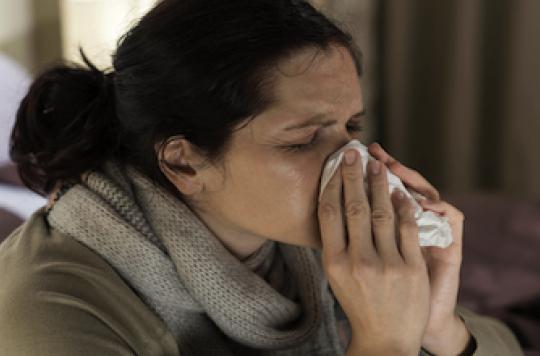 Grippe 2013 : l'épidémie la plus longue depuis 30 ans