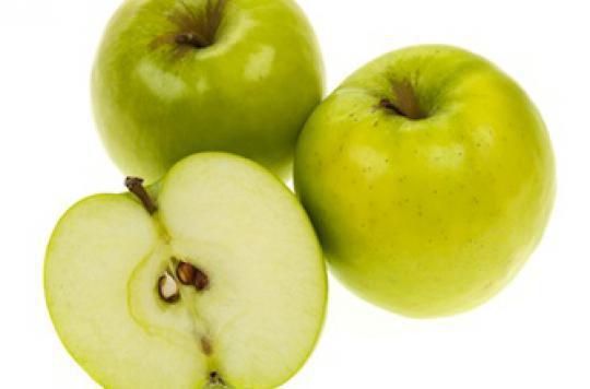 Une pomme verte par jour pour lutter contre le surpoids