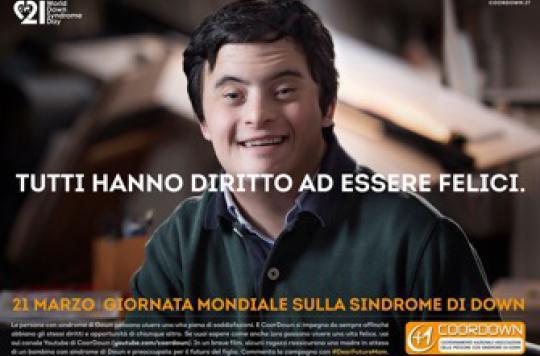 Trisomie 21 : le CSA juge inappropriée une vidéo pro-life