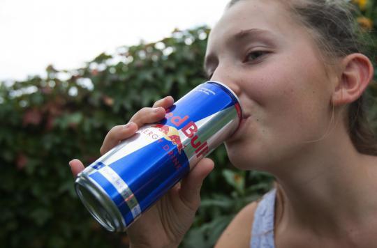 Boissons énergisantes : vague d'intoxications chez les moins de 6 ans