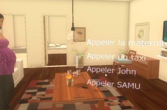Serious games: médecine virtuelle pour patient réel