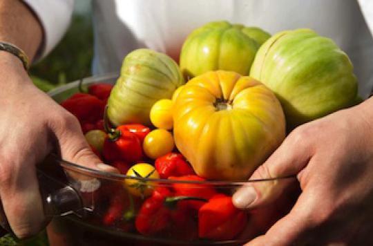 Alimentation : 1 Français sur 3 veut consommer des produits naturels