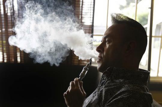 Cigarette électronique : 3 millions de Français vapotent