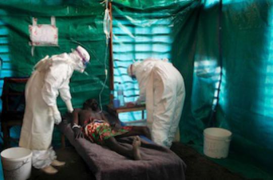 Fièvre Ébola : le virus très mortel sévit en Guinée
