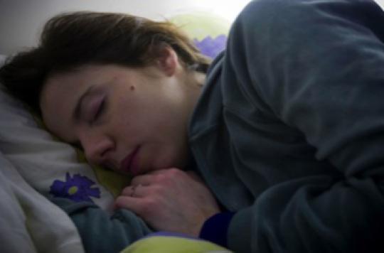 Epilepsie et mort subite : plus de risques en dormant sur le ventre