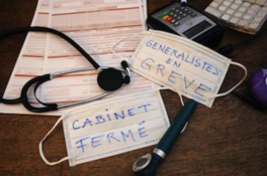 Grève : 75 % des cabinets de généralistes pourraient fermer à Noël
