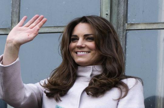 Kate Middleton se remet de son hyperémèse gravidique