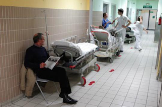 Urgences : les Français ne veulent pas attendre plus de 30 min