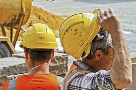 Accidents de travail : une baisse historique