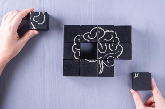 Le risque de psychose chez les adolescents lié à la forme de leur cerveau ?