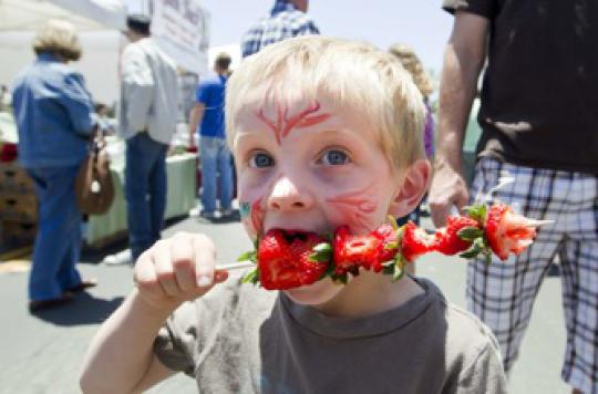 Manger des fraises pour lutter contre le mauvais cholestérol