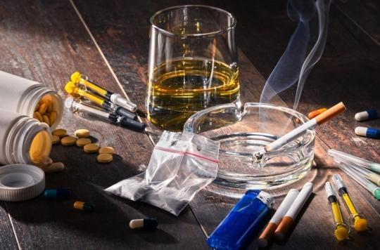Minorités sexuelles : les addictions augmentent le risque de troubles psychiatriques