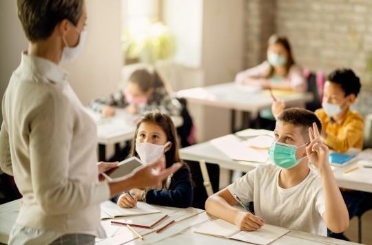 Quel protocole sanitaire pour la rentrée des écoles ce lundi ?