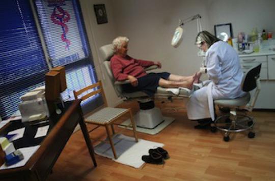 Diabète : la Cnam investit pour éviter les amputations de pied