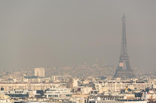 Royaume-Uni : la pollution tue plus que les accidents de la route