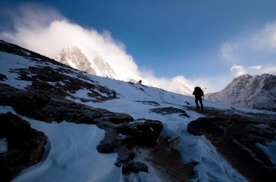 Atteints de la Covid, ils ressentent les premiers symptômes ... au sommet de l'Everest !