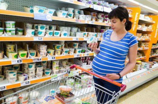 La mal-bouffe en fin de grossesse rendrait les bébés accros