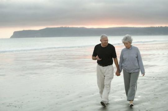 Bien vieillir : la France bien classée