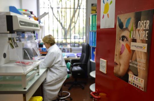 Téléthon : de la recherche à la thérapie génique