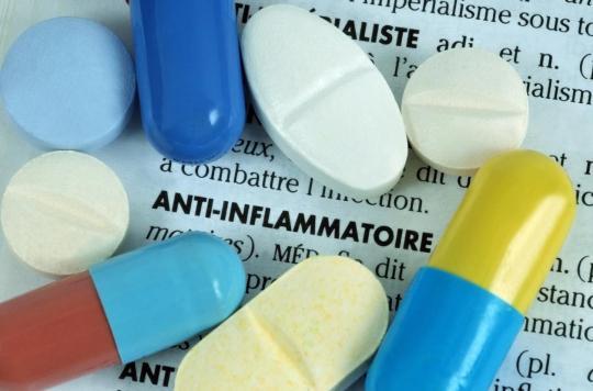 Covid-19 : ne prenez surtout pas d'anti-inflammatoires !