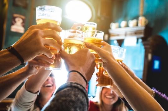 De l'alcool qui ne donne pas la gueule de bois ni de problèmes de foie bientôt en vente ?