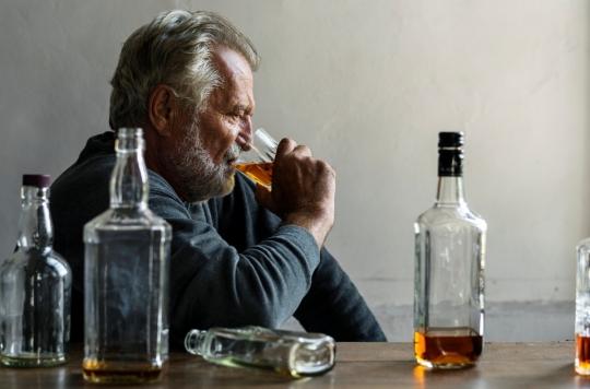 Alcoolisme : les lésions cérébrales peuvent progresser après le sevrage